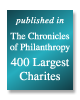 CHRONICLES OF PHILANTHROPY 400 LARGEST CHARITIES